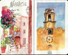 Nonza et Bastia